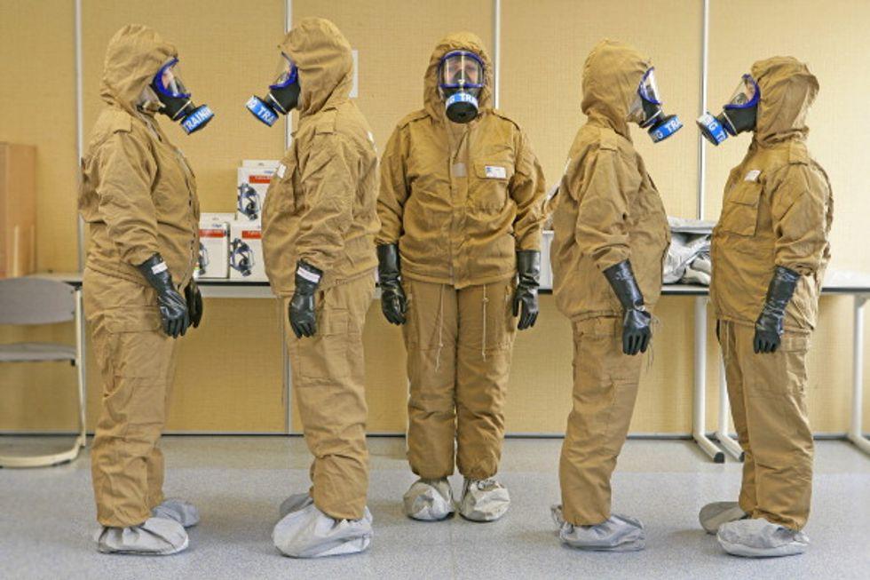 Armi chimiche: da Gioia Tauro a La Spezia