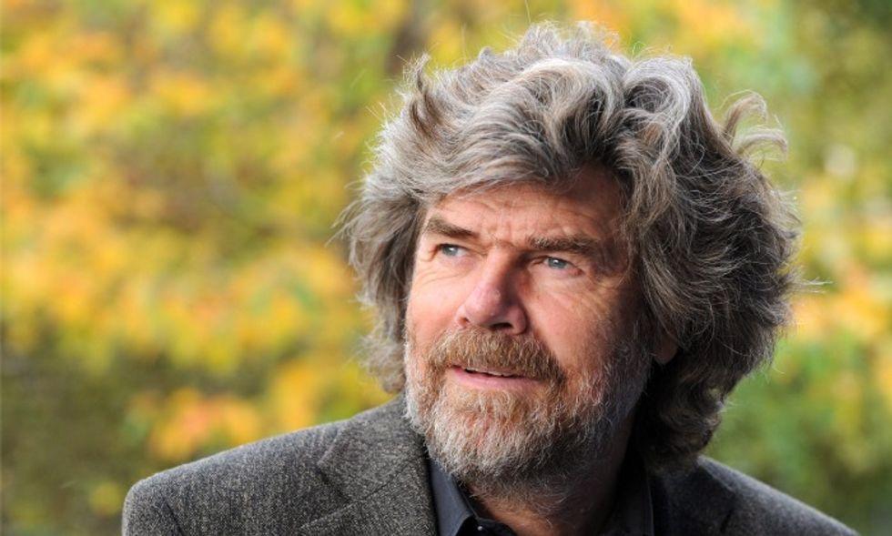 """Reinhold Messner: """"L'Hotel Rigopiano costruito in un luogo non sicuro"""""""