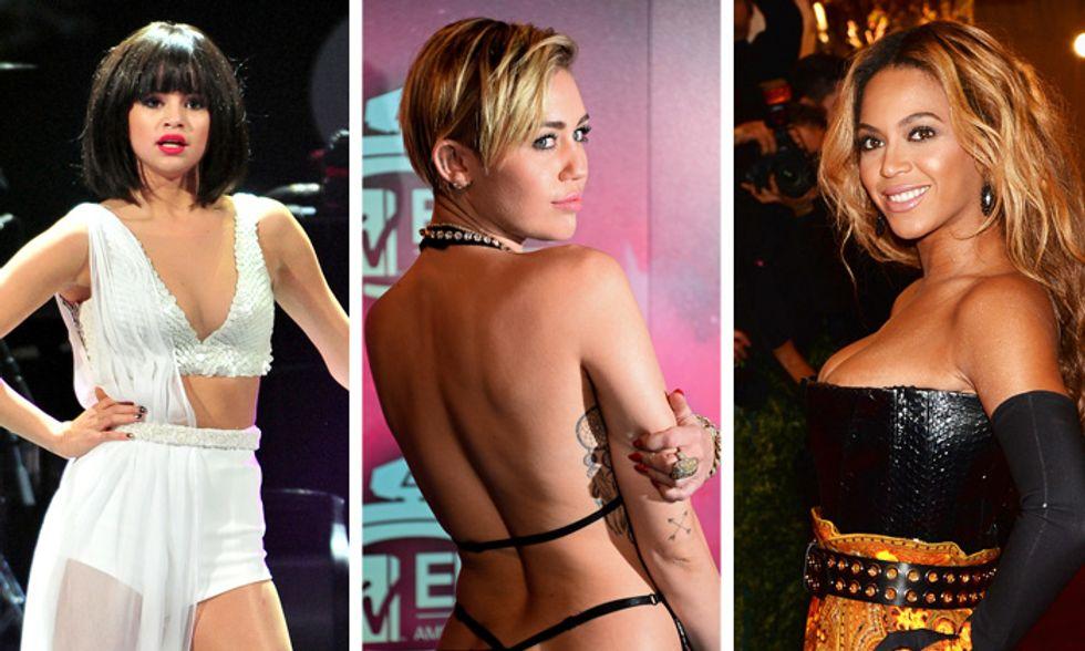 Le celebrity più cliccate del 2013