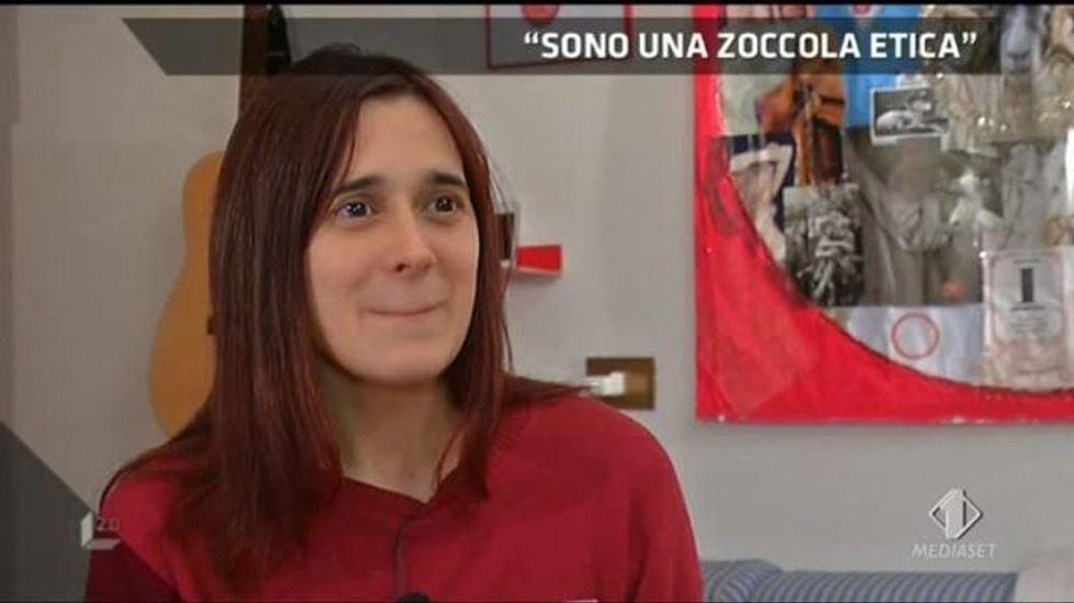 """Lucignolo sdogana la """"z.....a etica"""""""