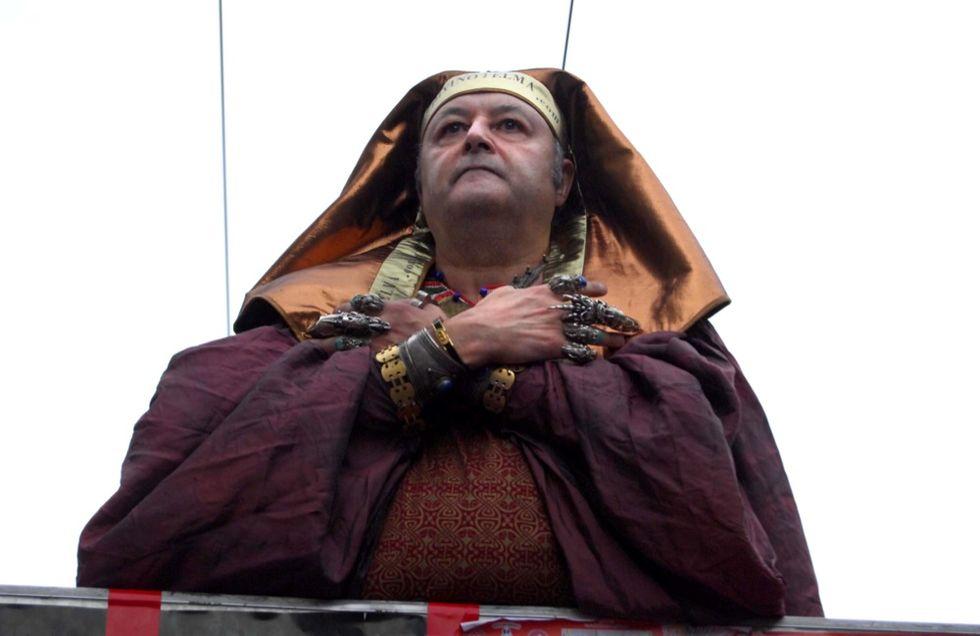 """Il Divino Otelma si confessa: """"Noi siamo grillini"""""""