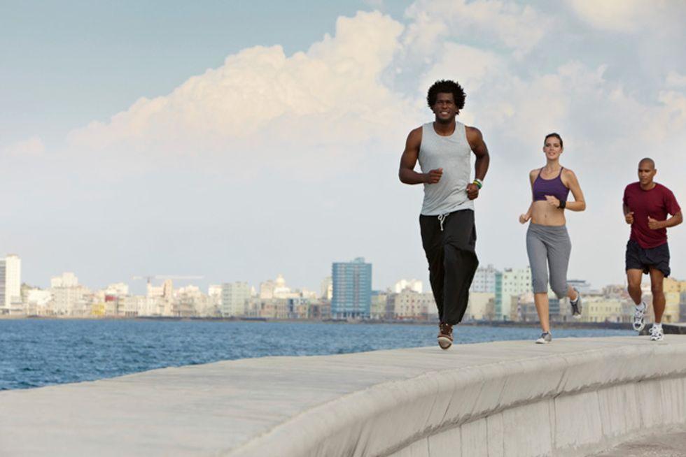 Running crew, la corsa è di moda