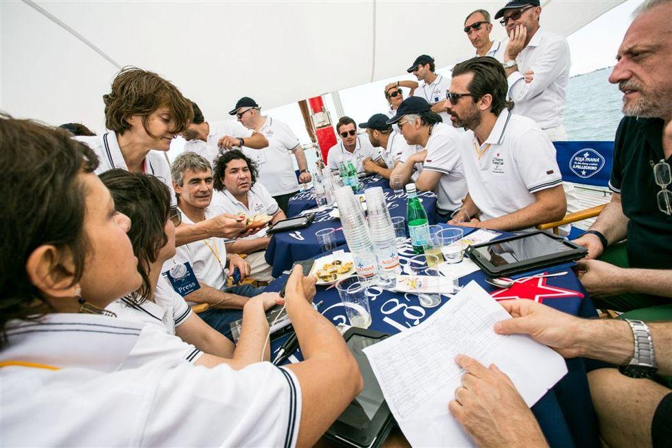 S.Pellegrino Cooking Cup, a Venezia tra vela e gastronomia mondiale