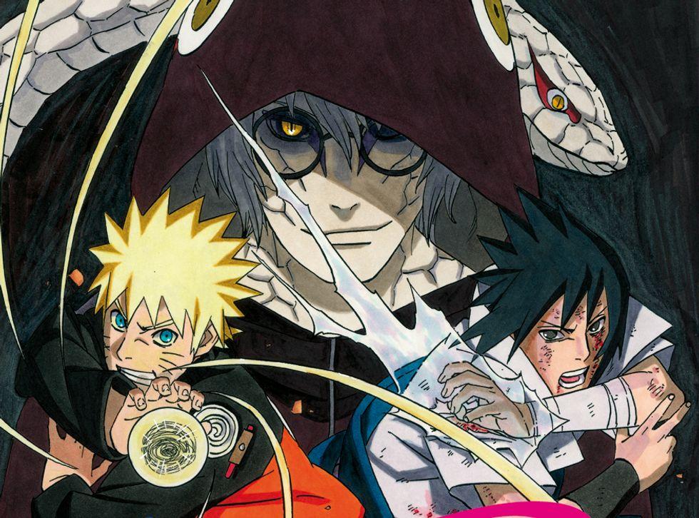 Come finisce Naruto