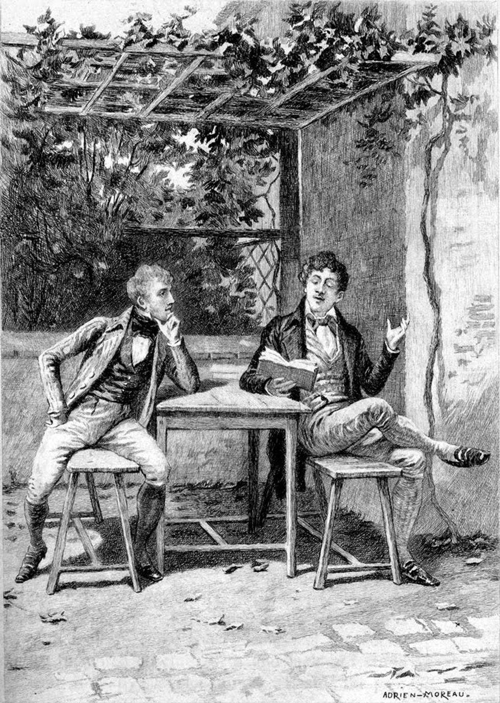 La scopata di Flaubert e l'ambizione di Balzac