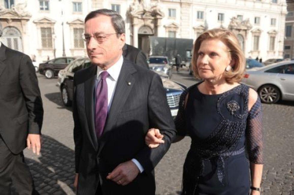 Perche' Draghi ci aiuta ma le banche no