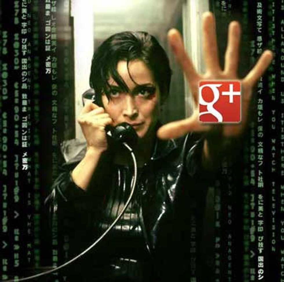 Google+ non è un social network, è Matrix