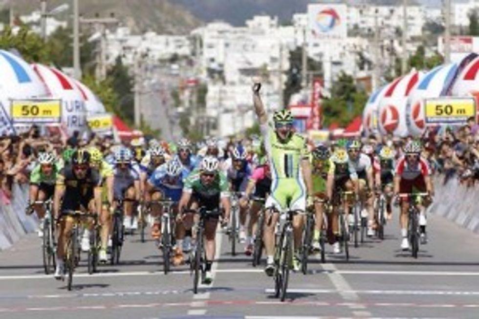 Dopo le due belle vittorie al Giro di Turchia, sono pronto per il Giro d'Italia!