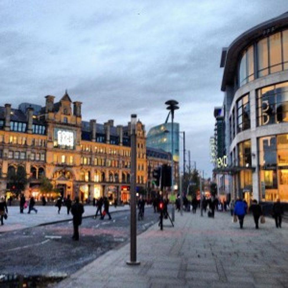 Manchester nel cuore