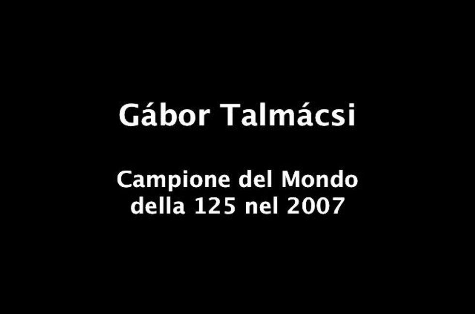 Gabor Talmacsi all'ERC