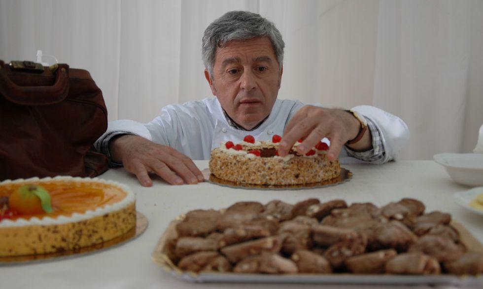 Il pasticciere, il noir con Antonio Catania - Video in anteprima