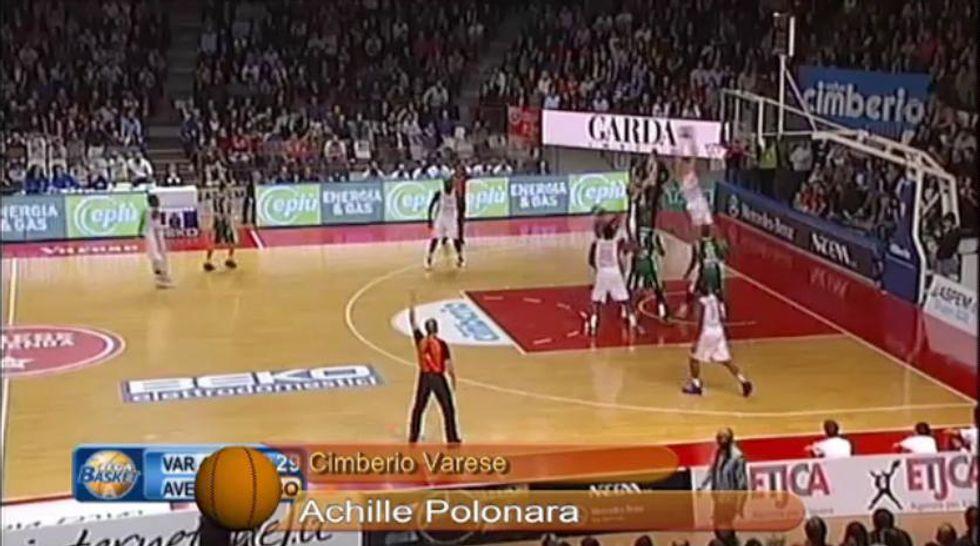 Basket serie A: gli highlights della 4a giornata