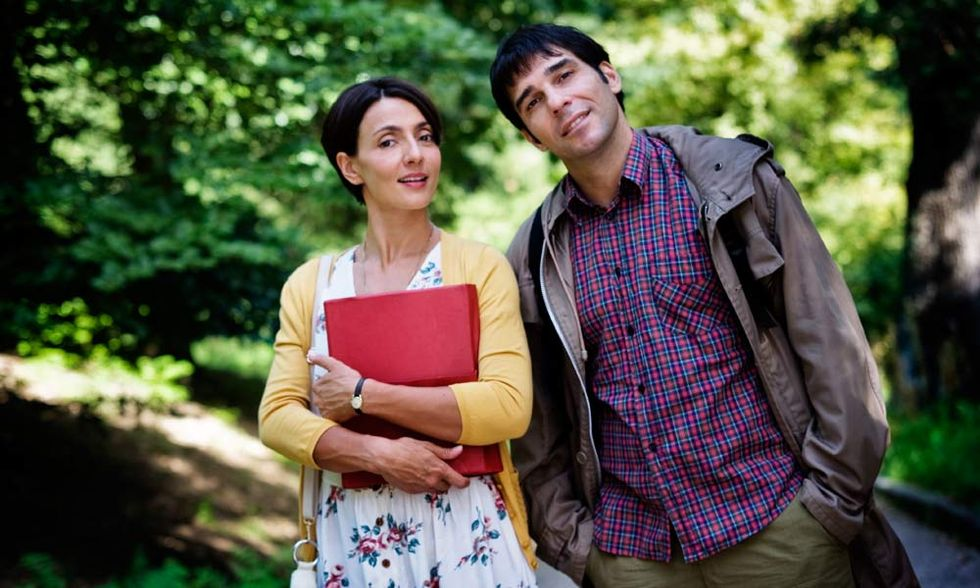 Ti ricordi di me?, il film: il corteggiamento ad Ambra Angiolini - Video