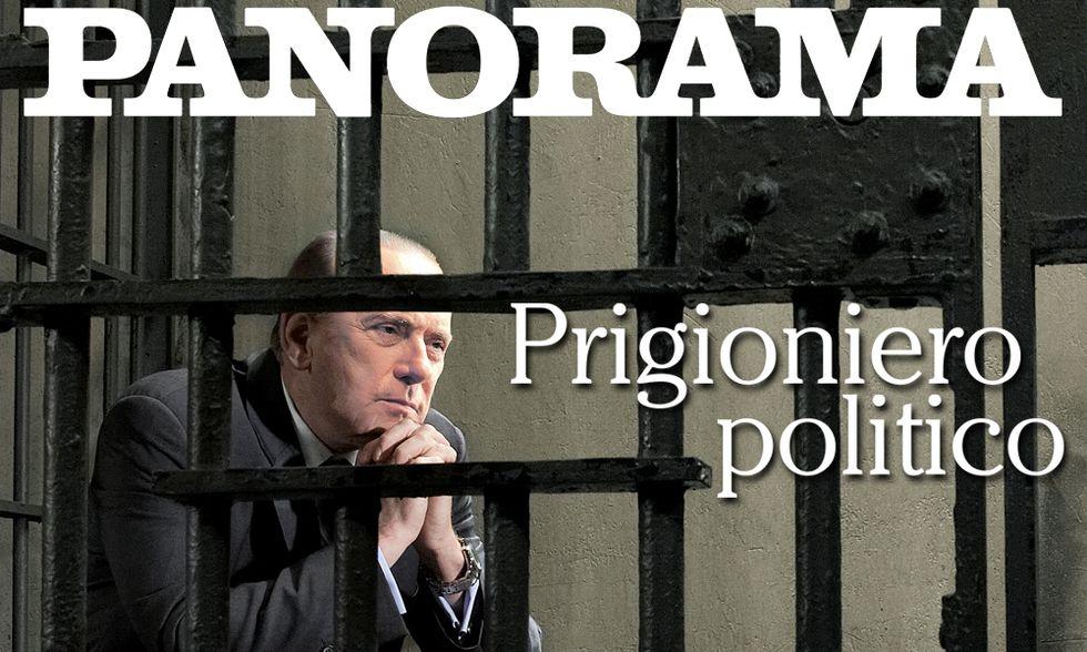 Silvio Berlusconi prigioniero politico