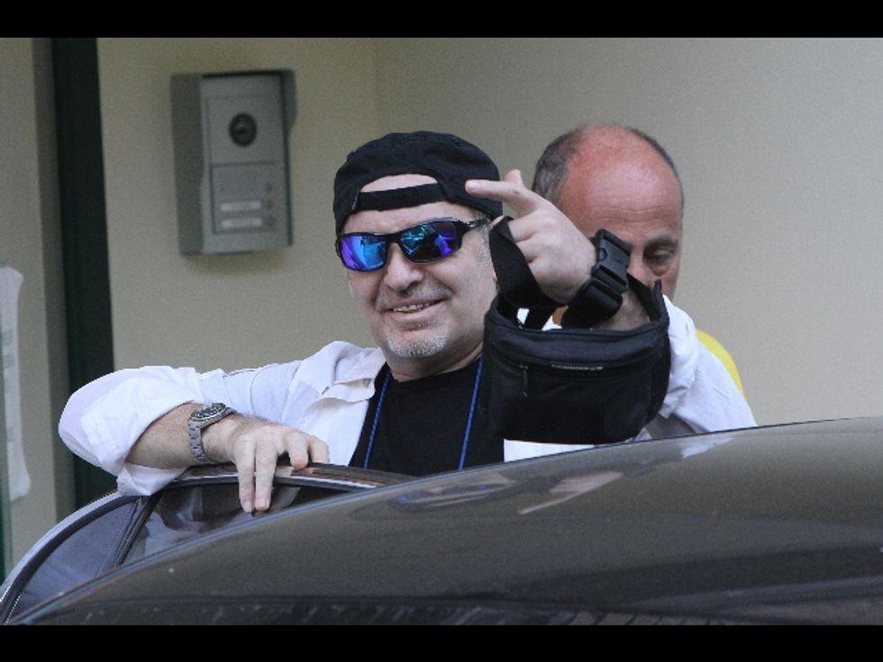Twitter contro l'ennesima bufala: Vasco Rossi non è morto, è solo uscito dalla clinica