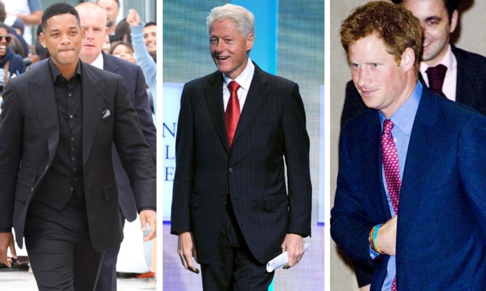 Il principe Harry e le altre coppie sopravvissute agli scandali sexy