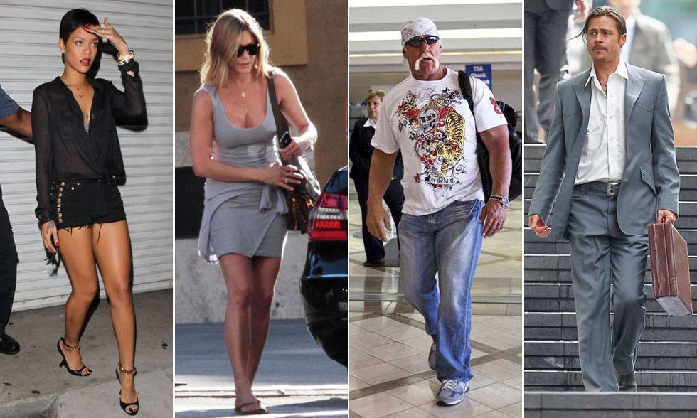 Rihanna e Chris Brown ormai inseparabili mentre Hulk Hogan chiama l'Fbi per bloccare il video hard