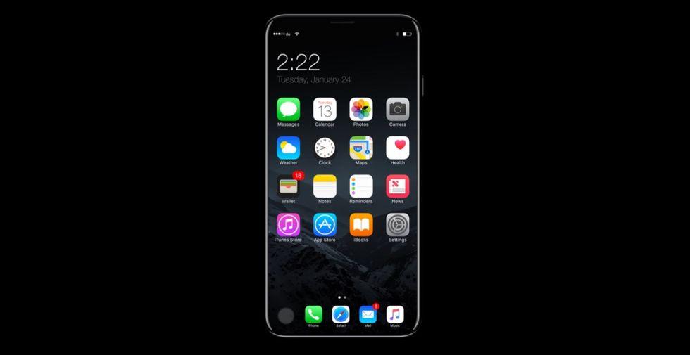 iPhone 8: le conferme su display e riconoscimento del volto