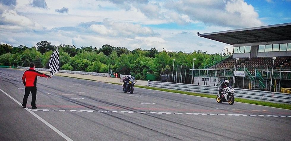 ERC 2013: punti preziosi a Brno
