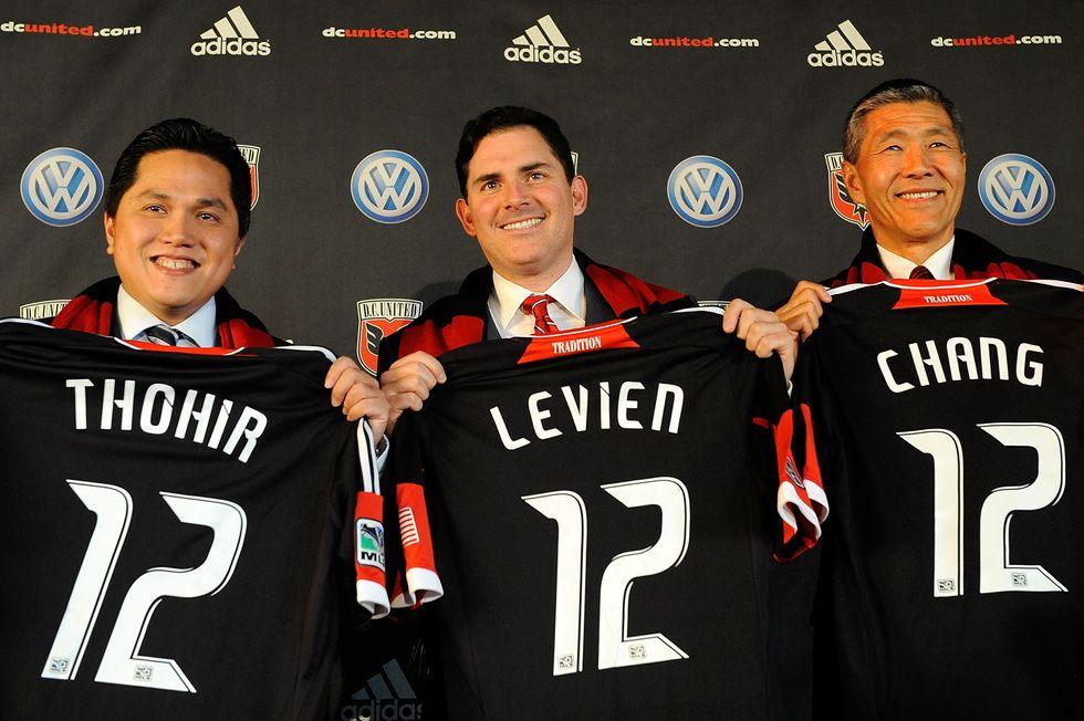 Ecco chi è Jason Levien: sarà socio di Moratti e Thohir?