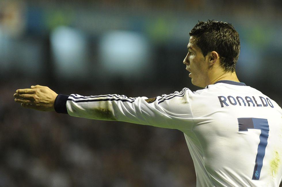 Ronaldo, l'uomo d'oro che non vince mai