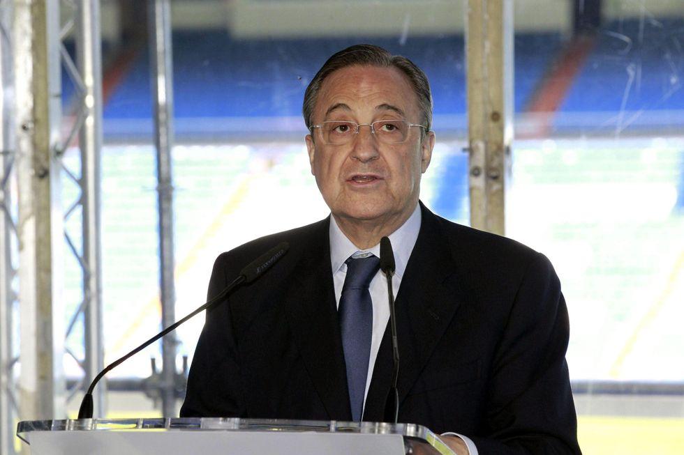 """Florentino Perez: """"100 milioni per Bale sono troppi"""""""