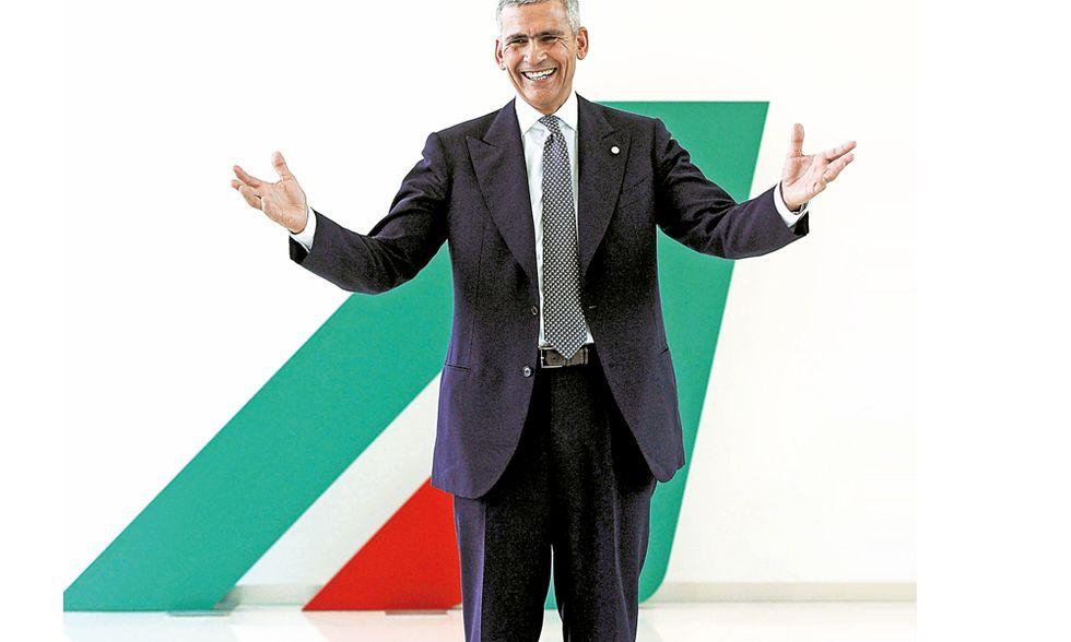 Alitalia, parla Andrea Ragnetti: scommettiamo che nel 2014 tornerà al profitto?