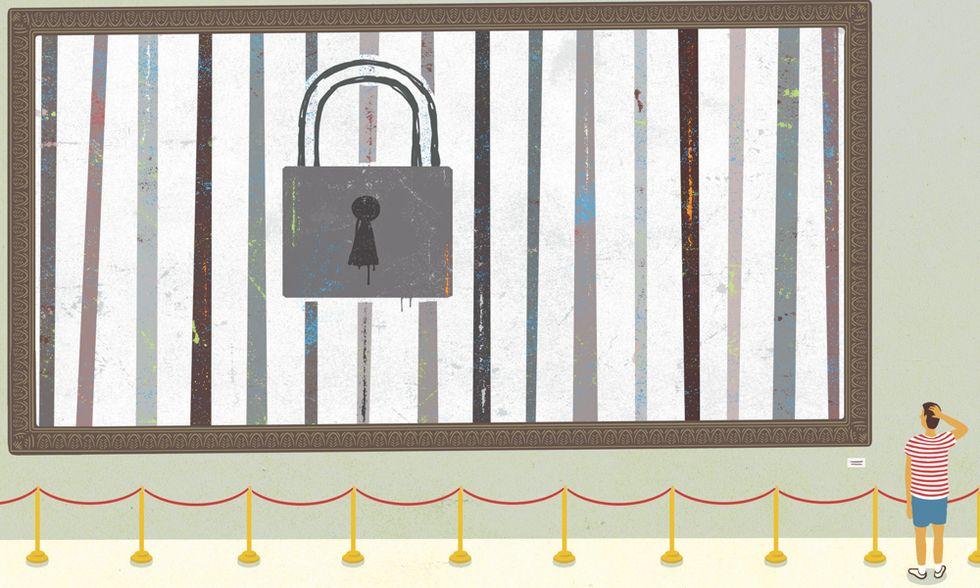 """""""Documenta"""": ma quanto s'è impennato lo spread dell'arte contemporanea"""