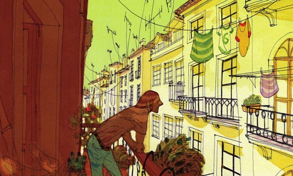 """""""Portugal"""" di Ciryl Pedrosa: ritratto di famiglia a fumetti"""