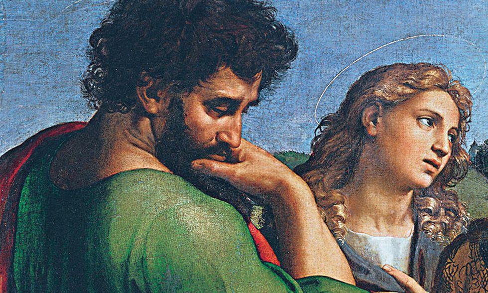 Al Prado in mostra Raffaello, mistero di un fuoco che bruciò in fretta
