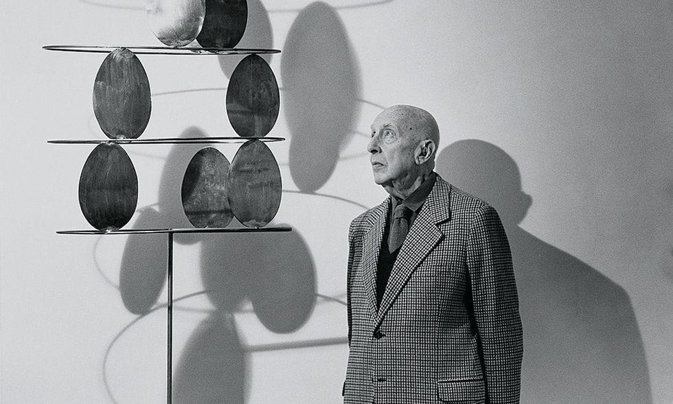 Geometria lirica di Fausto Melotti