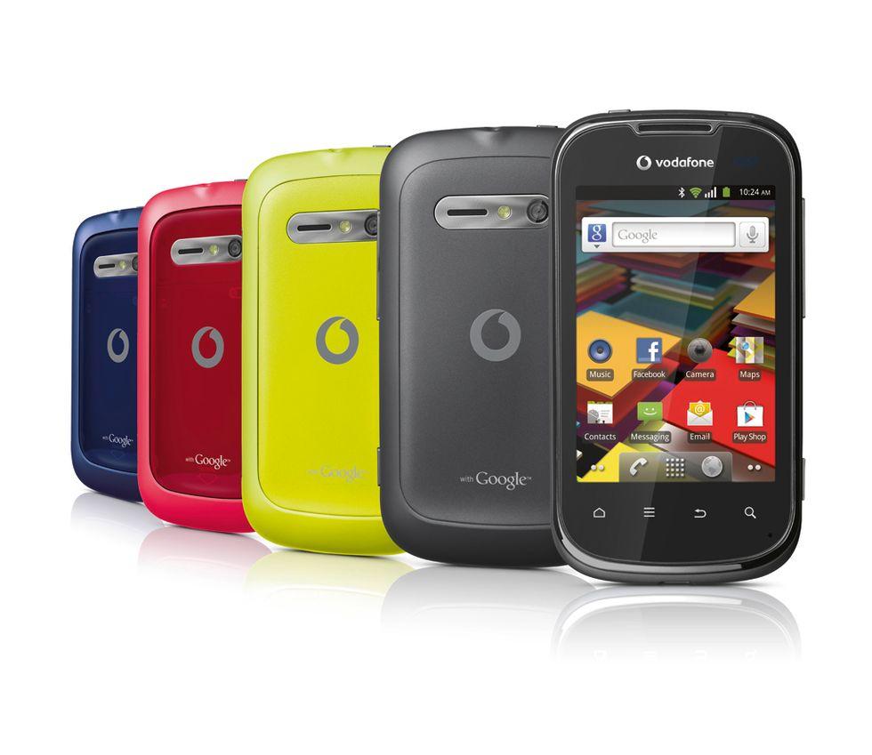 Vodafone Smart 2, un (altro) smartphone sotto i 100 euro