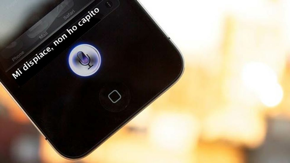 Siri parlerà italiano (ma noi lo capiremo?)