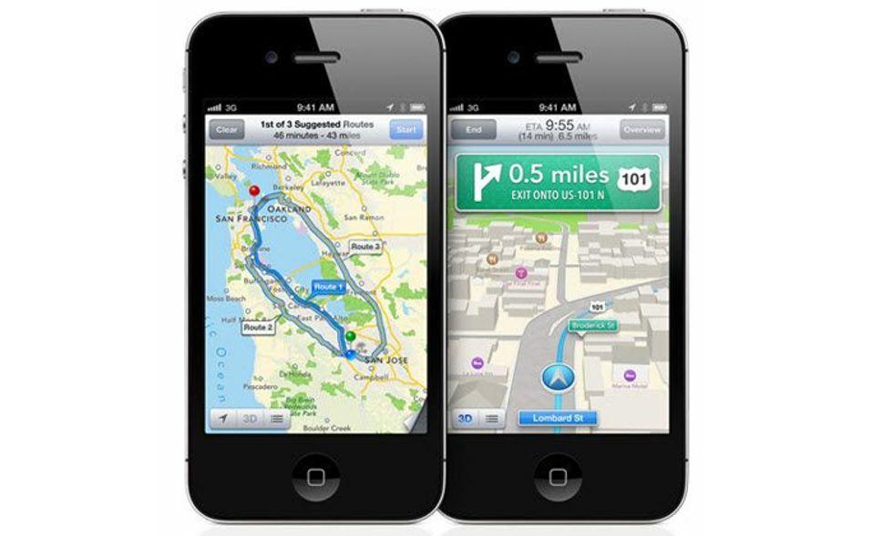 Apple e le sue mappe: perché Android fa meno paura