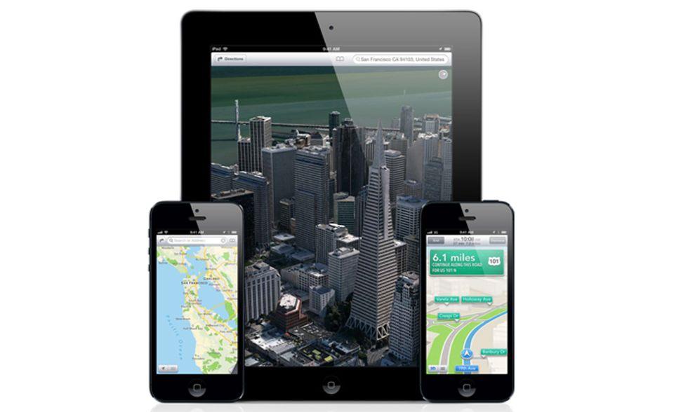 """Apple migliorerà le sue mappe (assumendo gli """"ex"""" di Google)"""