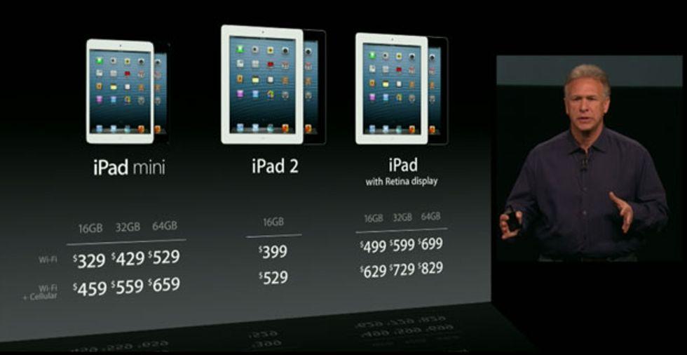 iPad, ora non avete che l'imbarazzo della scelta