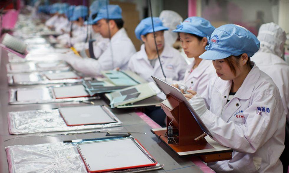 Apple taglia anche le batterie di Samsung
