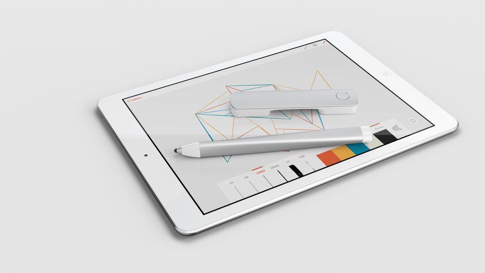 Adobe Ink e Slide: come disegnare su iPad usando penna e righello