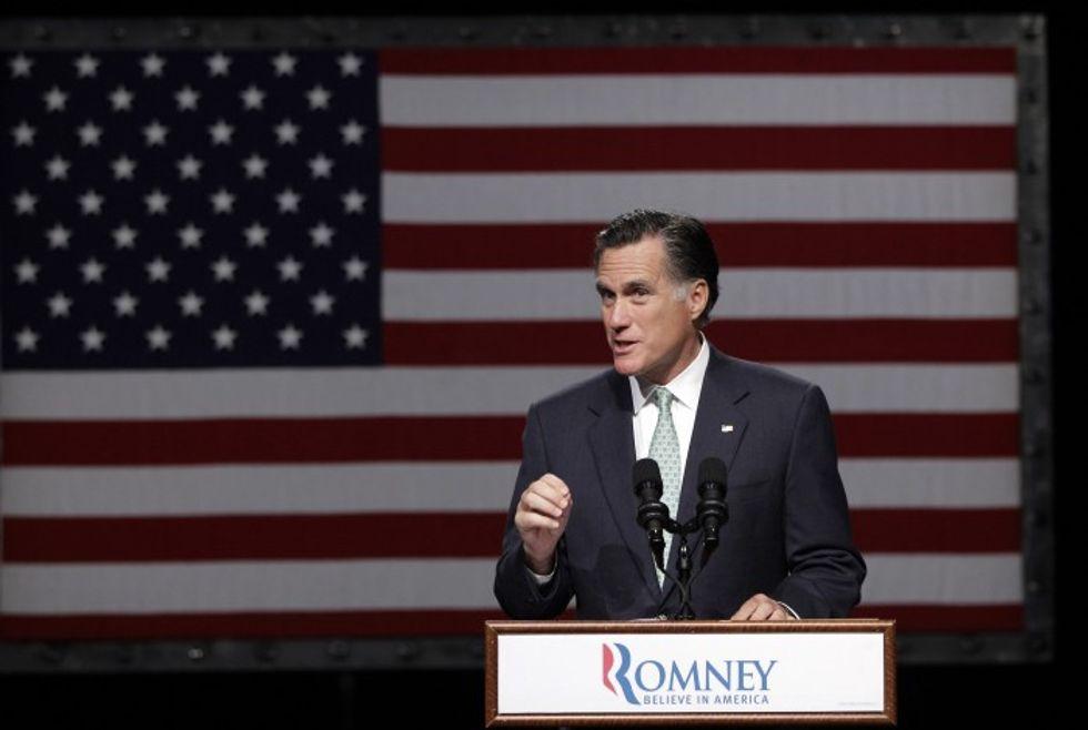 L'ObamaCare rende ricco Mitt Romney