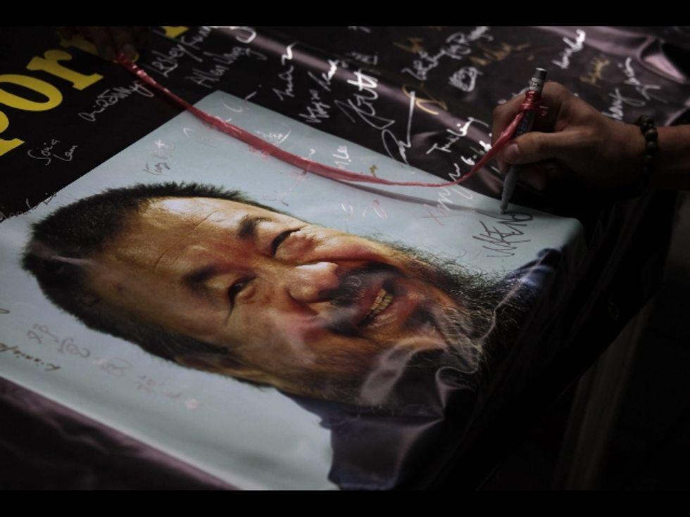 In Cina la giustizia non esiste. Parola del dissidente Ai Weiwei