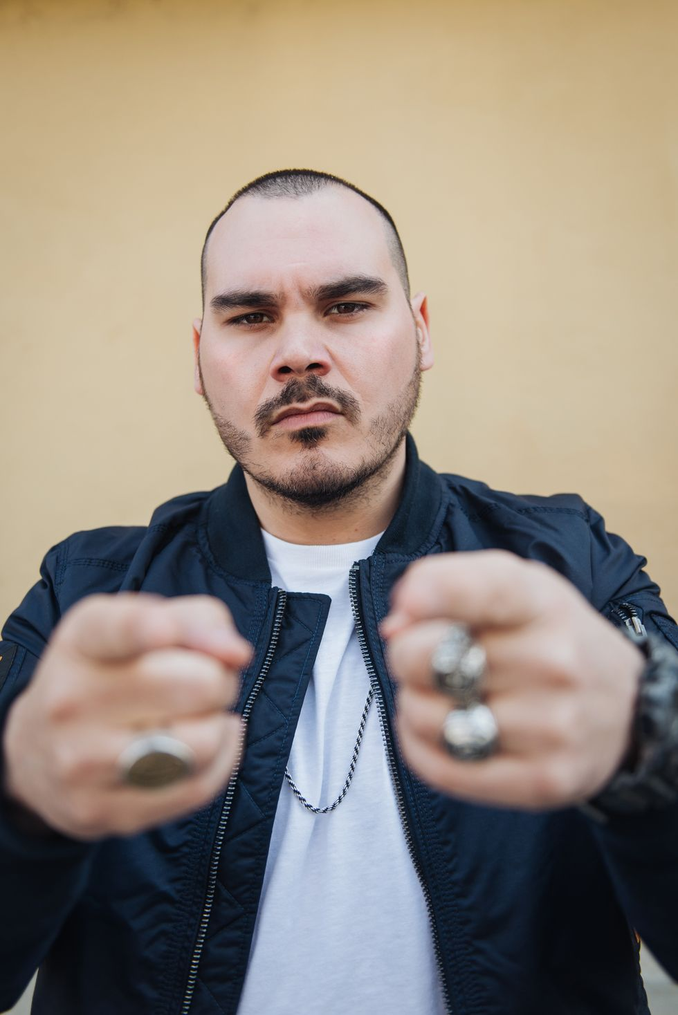 """Ensi: """"La mia vita a tempo di rap"""" - Intervista"""