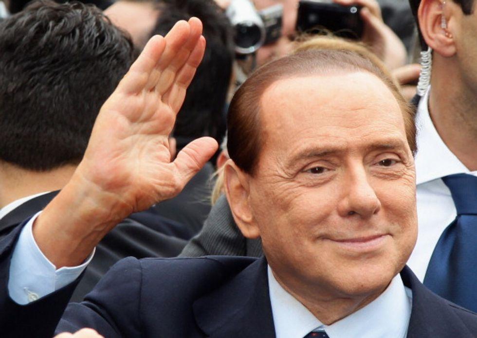 Il PdL avverte la Lega: Niente scherzi su Berlusconi