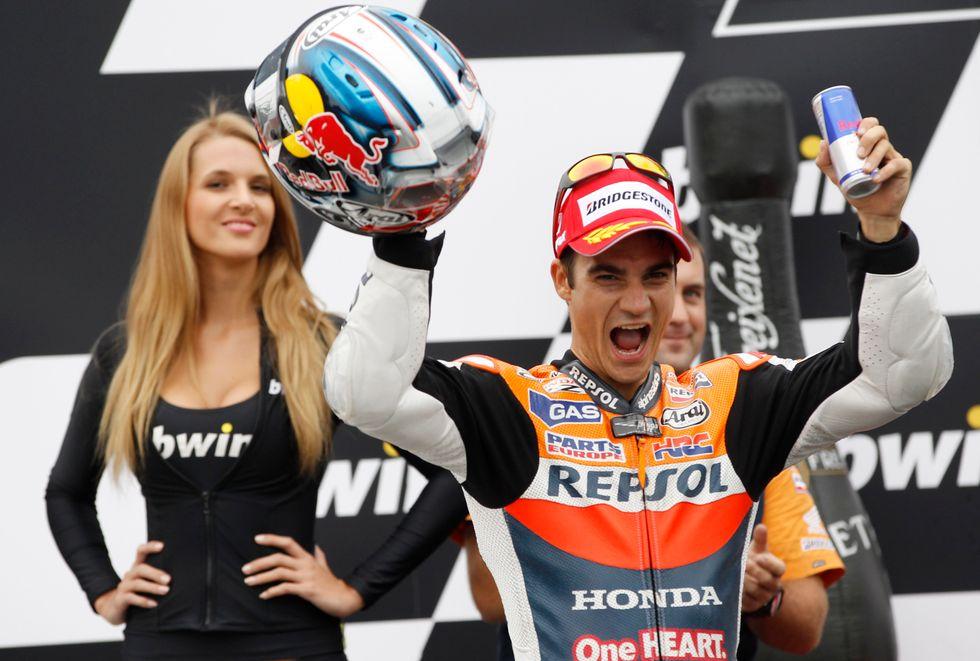 MotoGP a Brno: Pedrosa beffa Lorenzo e riapre il Mondiale
