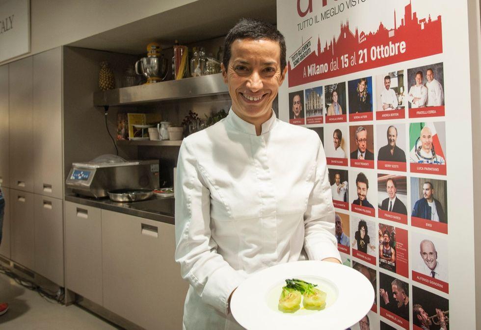 Gaia Giordano: cuoca dell'anno e chef a Panorama d'Italia - FOTO