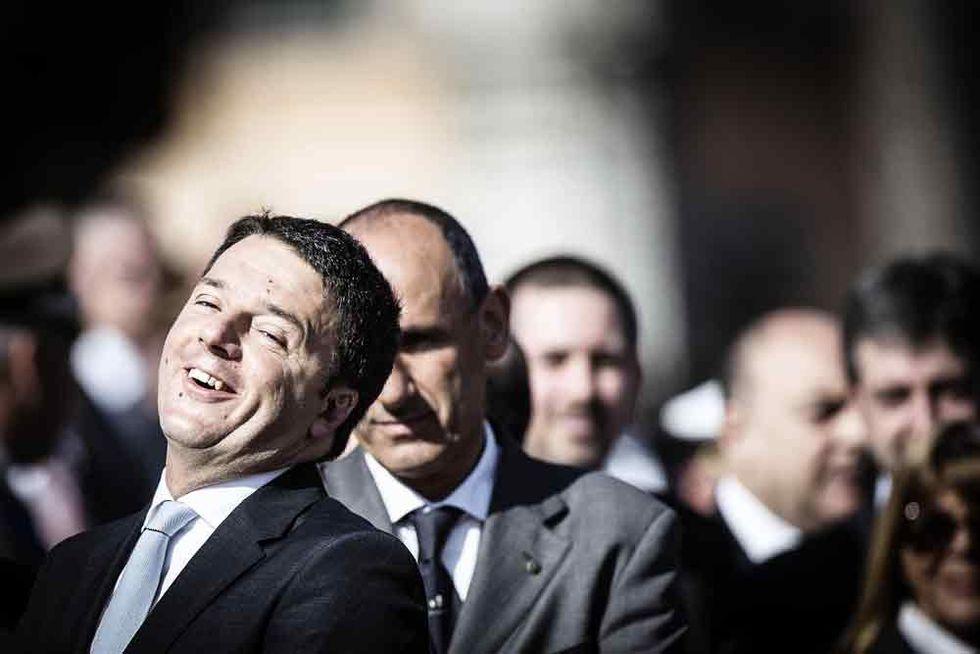 Caro Renzi, non c'è più niente da ridere