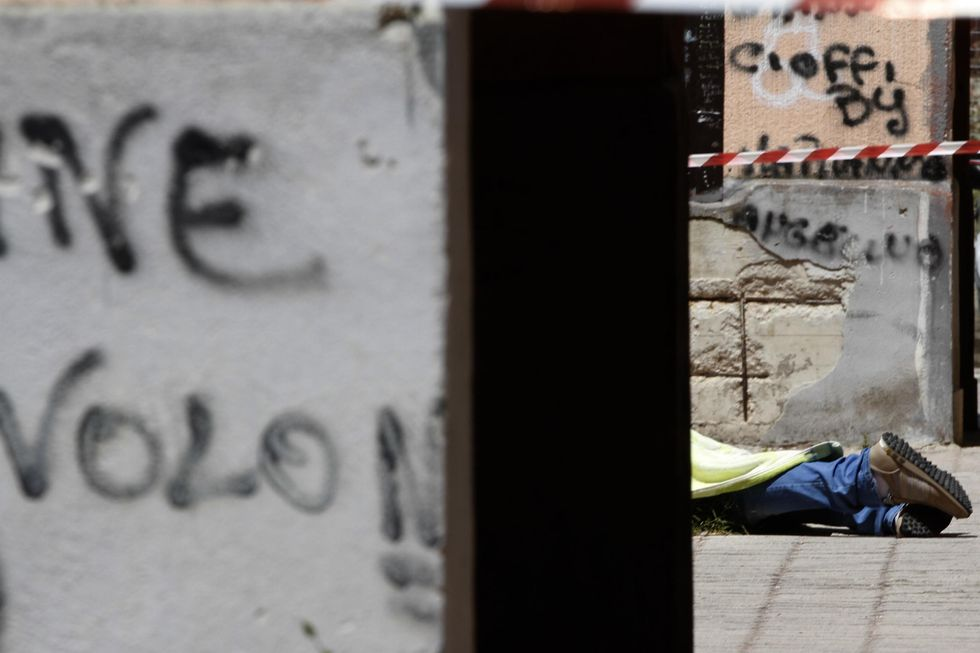 A Napoli lo Stato non c'è. Parola di carabiniere