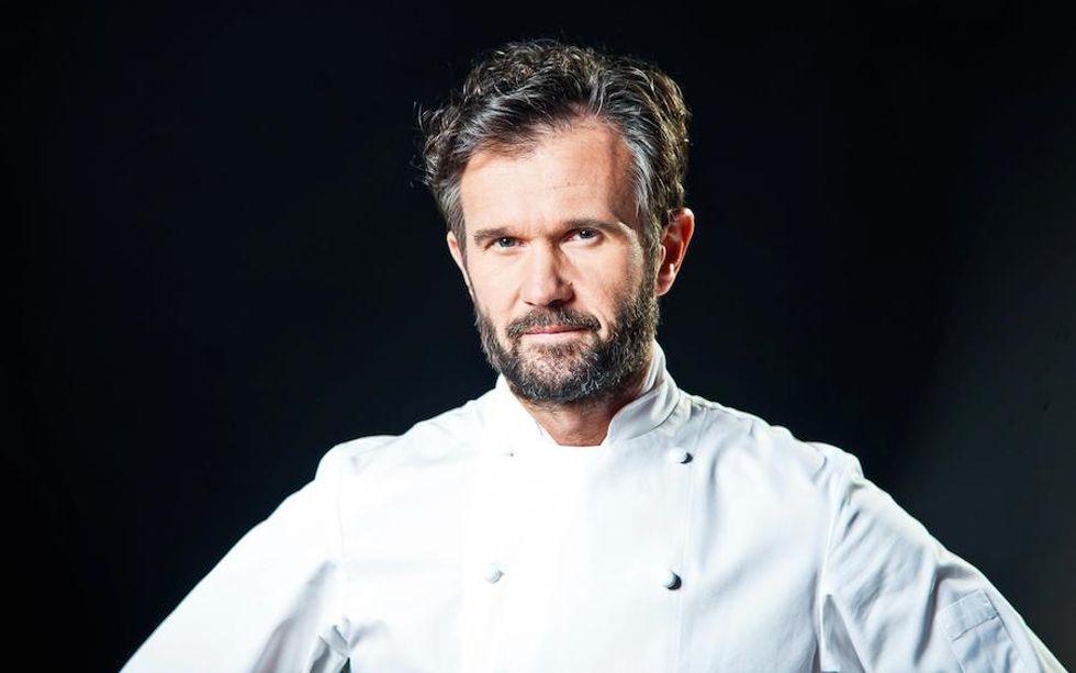 È Carlo Cracco lo chef più elegante d'Italia