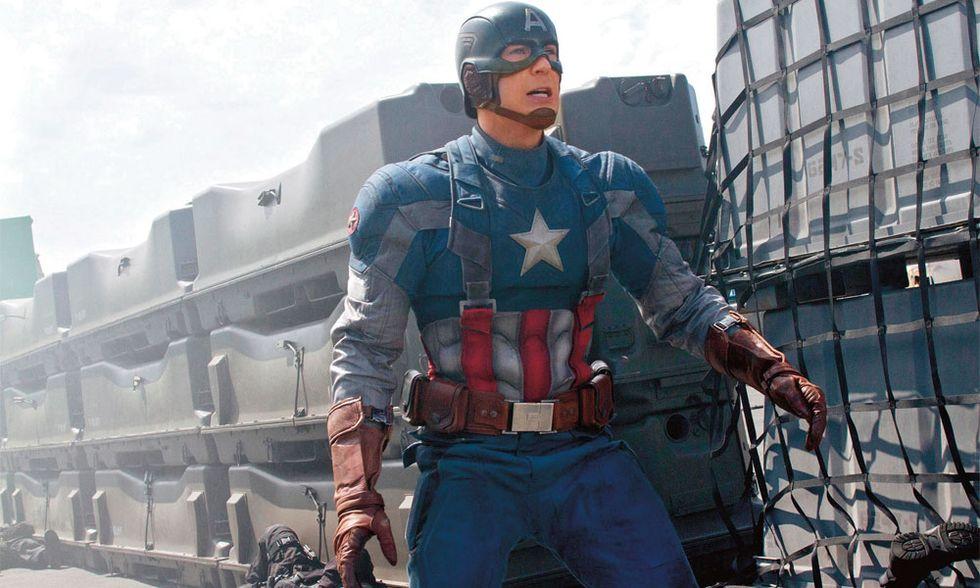 Captain America, The Winter soldier: il dvd in edicola con Panorama