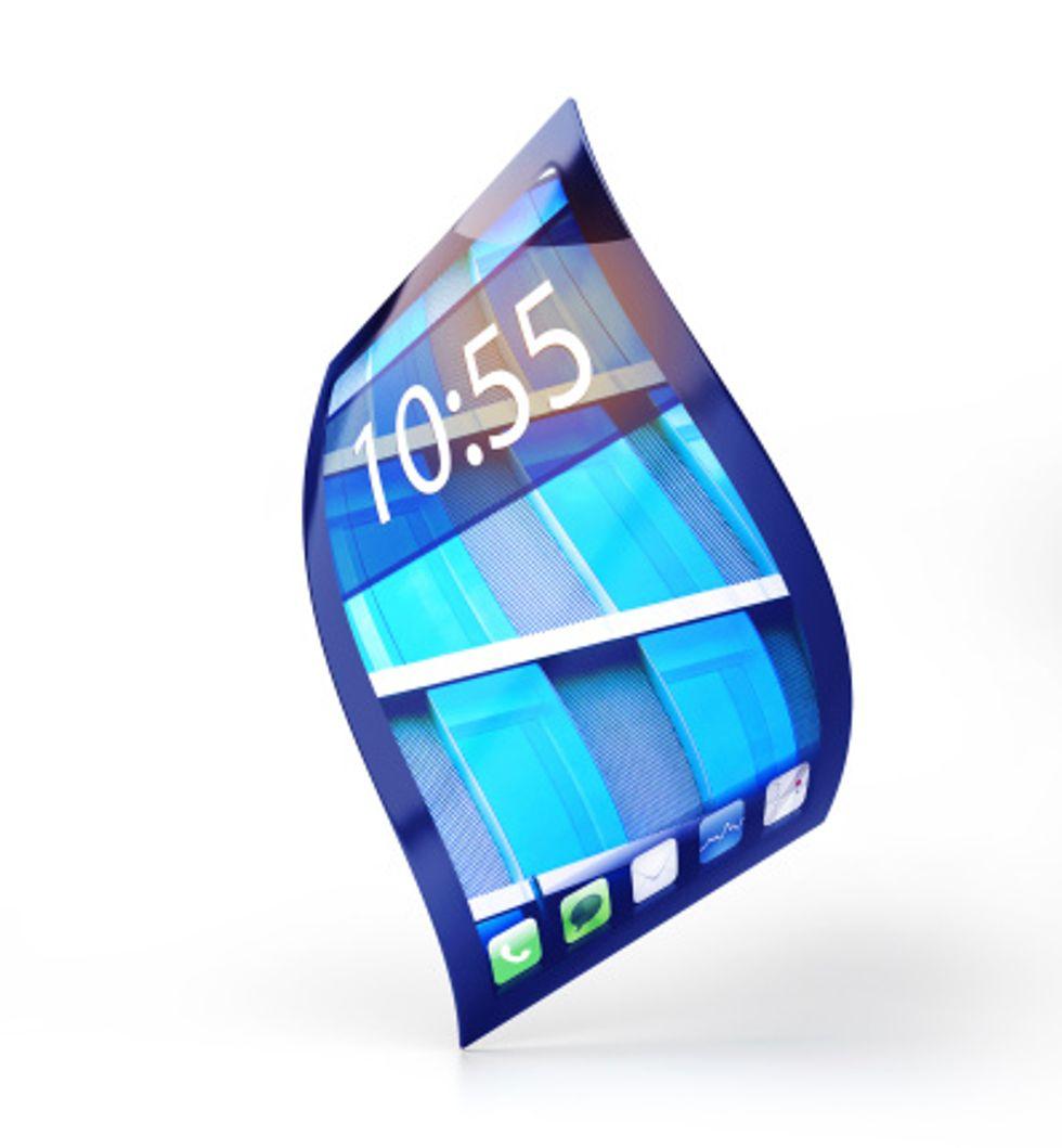 Apple brevetta il display flessibile
