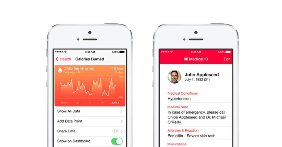 Apple, iOS 8 e le nuove app: istruzioni per l'uso